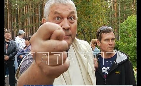 Спортсмены и простые жители начали сбор подписей против превращения леса на Дубравной в карьер