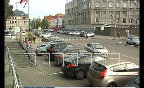 Тайна, покрытая мраком — кто организовал парковочную западню в центре Нижнего Новгорода?