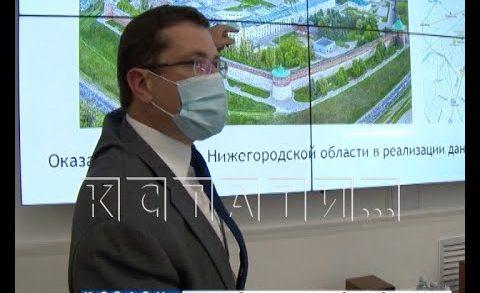 В Н.Новгороде с официальным визитом побывал вице-премьер правительства РФ