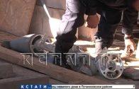 Житель поселка Гидроторф подорвался, пытаясь распилить «болгаркой» снаряд