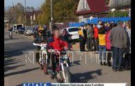 12-летний мальчик погиб на гоночном мотоцикле под колесами автомобиля