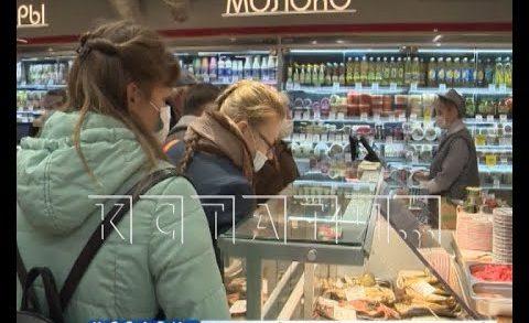 Количество заболевающих COVID-19 в Нижегородской области продолжает расти
