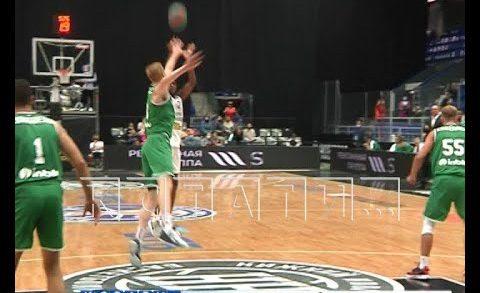 Наши баскетболисты победили пятикратного чемпиона Польши