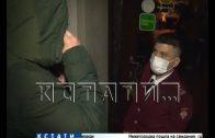 Ночные рейды провели в Нижнем Новгороде сотрудники Роспотребнадзора
