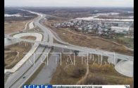 Новая дорога Неклюдово-Золотово открылась на год раньше запланированного срока