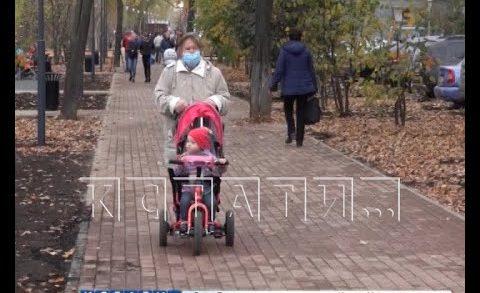 Пора парковых открытий в Нижнем Новгороде продолжается
