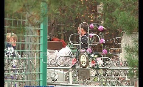В Большеорловском простились с жертвами массового убийства