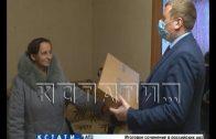 Многодетные погорельцы из Вознесенского района менее чем за сутки получили временное жилье