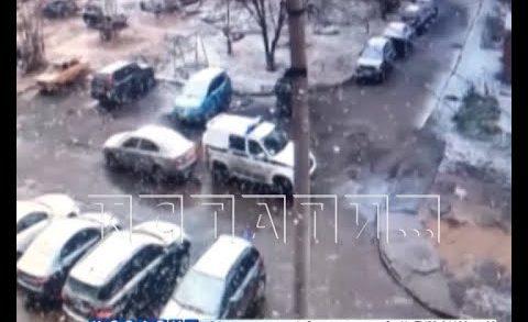 Сотрудник полиции совершил ДТП и скрылся. Коллеги в этом нарушения не усмотрели