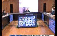 Глеб Никитин доложил о реализации в Нижегородской области нацпроектов