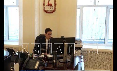Юрий Шалабаев провёл сегодня онлайн-брифинг для журналистов