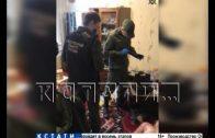Арсенал оружия обнаружен в квартире «черного копателя», застрелившего свою жену