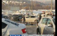 «День жестянщика» в Нижнем Новгороде — из-за гололеда и мороза подскочило количество ДТП