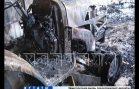 Фермеру, который пытался бороться с незаконной торговлей алкоголем в деревне, сожгли дом