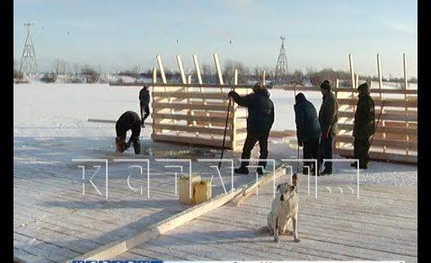 Нижегородские спецслужбы продолжают готовиться к организации Крещенских купаний