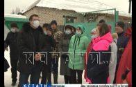 Из-за короткого замыкания дотла сгорел культурно-спортивный комплекс в Варнавинском районе
