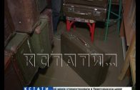Уникальную коллекцию чемоданов собрал Александр Сперанский