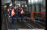 В городской администрации сегодня разъяснили, зачем закрывали станцию Горьковскую в воскресение днем