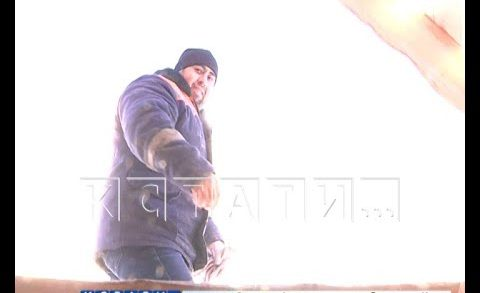 Зимовать без крыши вынуждены жители дома в Канавинском районе — строители начали капремонт и пропали