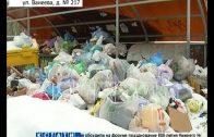 К снежным завалам мусорный коллапс добавился в Нижнем Новгороде
