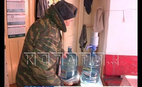 Коммунальщики отказываются размораживать замерзший центральный водопровод Решетихи