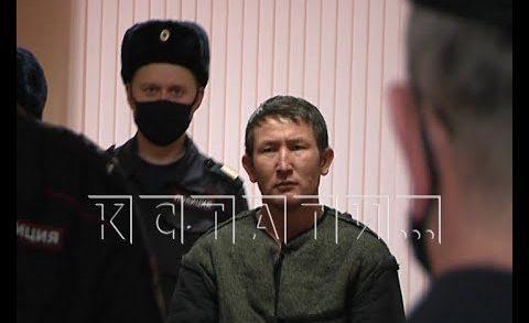 Обвиняемый в массовым убийстве в поселке Кудьма рассказал о том, почему совершил преступление