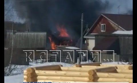 У предпринимателя из Кулебак, обвинявшего местных полицейских в давлении, неизвестные сожгли технику