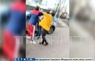 Авто-хамство с кулаками — пешеход, пытавшийся призвать водителей соблюдать ПДД — был побит