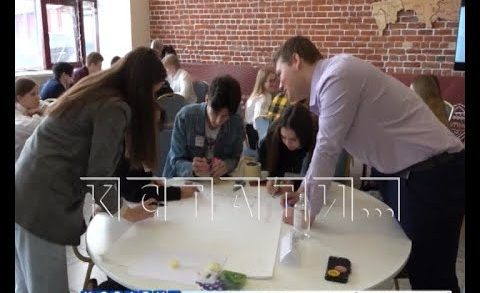 Будущее студенчества обсуждали на городском студенческом совете