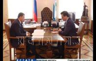 Глеб Никитин с официальным визитом посетил Свердловскую область