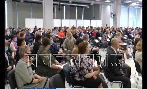 Итоги работы социальной отрасли подводили сегодня в Нижегородском кремле