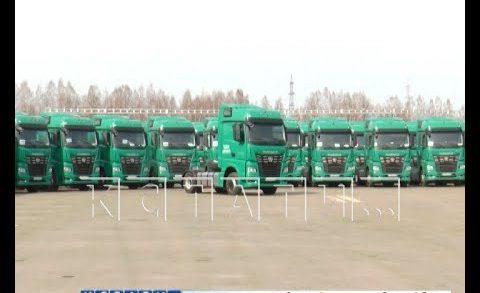 «КамАЗ» поставит нижегородской группе компаний 1000 тягачей