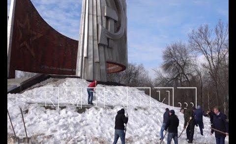 Месячник по благоустройству стартовал в Нижегородской области