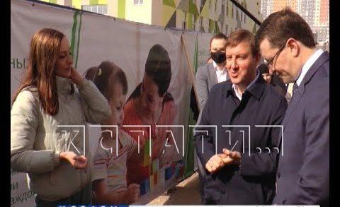 Секретарь партии «Единая Россия» обсудил с губернатором комплексное развитие территорий в регионе