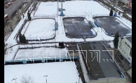 Стадион «Чайка» ждет масштабная реконструкция