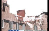 Жители взорвавшегося дома в поселка Маргуша пытаются разобраться в причинах взрыва