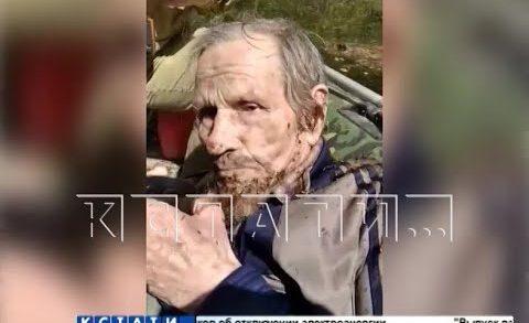 Чудесное спасение дедушки, который в разливе Ветлуги два дня не мог найти берег