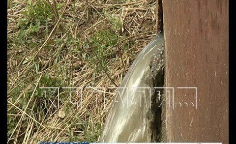 Деревня Шадрино изо дня в день загрязняет фекальными стоками реку Узолу