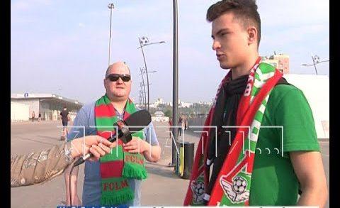 Судьба Кубка России по футболу решается сегодня в Нижнем Новгороде