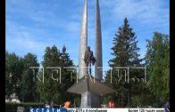 Бульвар Юбилейный благоустраивают к юбилею Нижнего Новгорода