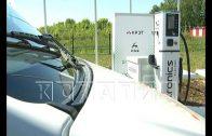 Электрозарядную инфраструктуру для общественного транспорта представили вице-премьеру РФ