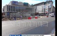 Улица Варварская полностью преобразится к юбилею Нижнего Новгорода