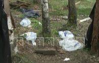 Вместо ягод и грибов — мусор и отходы оставили в лесу спортсмены после фестиваля по ориентированию