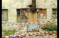 Жители отказываются покидать дом, с рухнувшей стеной, так как предоставляемое жилье оказалось хуже