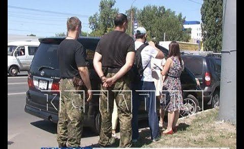 Автомобили с армянскими номерами силой и хитростью изымают на нижегородских дорогах
