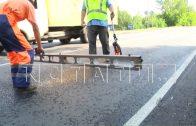 Отремонтирована дорога ведущая в поселок Нобель в Борском районе