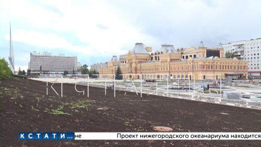 Глеб Никитин рассказал о подготовке к 800-летию Нижнего Новгорода вице-премьеру правительства РФ