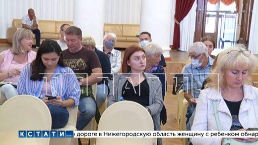 Концепция развития Дзержинска стала одним из самых обсуждаемых проектов