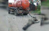 Пытаясь устранить аварию в коллекторе, два коммунальщика погибли в канализационных стоках