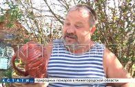 Слесарь ГАЗа вышел на пенсию и начал вязать